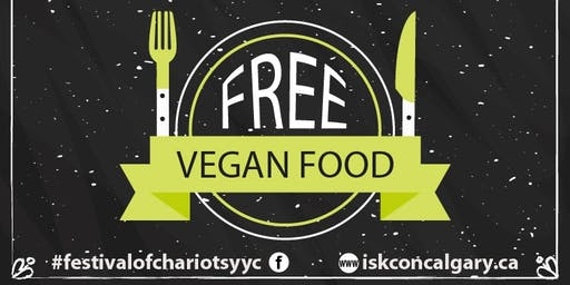 Free Vegan/ Vegetarian Food