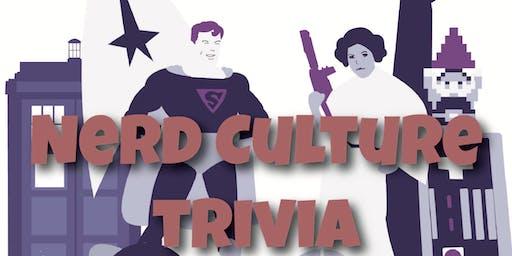 Nerd Culture Trivia
