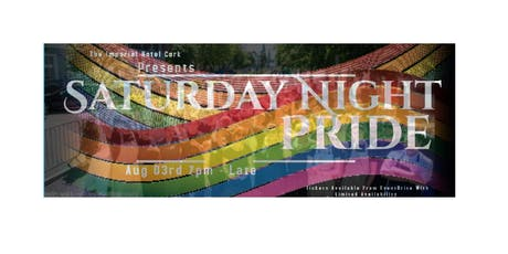 Saturday Night Pride  tickets