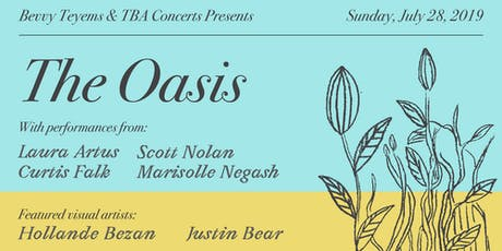 TBA Concerts and Bevvy Teyems Presents: The Oasis tickets