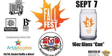 5th Annual Fall Fest - Pre-Sale Glass & Tastings tickets