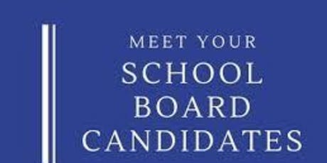 The Varina District School Board Candidates Forum tickets
