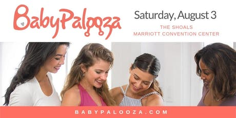Babypalooza Baby & Maternity Expo - Muscle Shoals, AL tickets