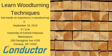 Learn Woodturning Techniques tickets