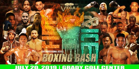Live Pro Boxing Event in association with MCOE Organization tickets