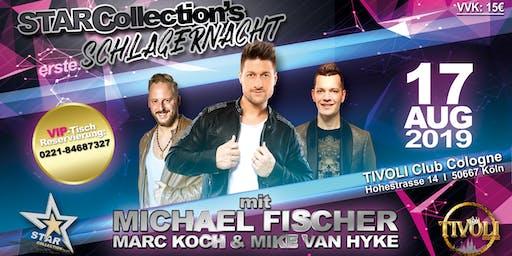 StarCollection's erste Schlager-Nacht mit Michael Fischer
