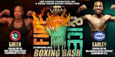 Vegas Grand Boxing Promotions Live Pro Boxing Event 7/20/19 #VGBP tickets
