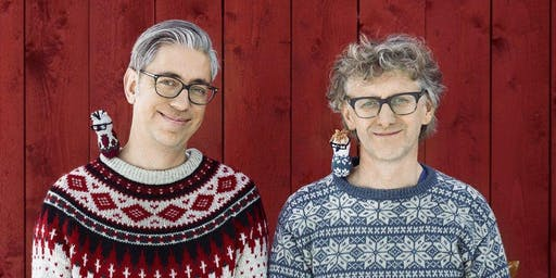 Arne &  Carlos - Knitting and Purling the Norwegian Way