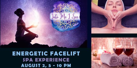 Energetic Facelift Spa Experience tickets