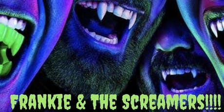 Frankie and the Screamers, Halloween special tickets