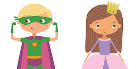 Princess & Superhero Breakfast at Maggiano's- Chevy Chase tickets