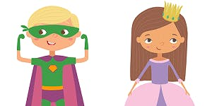 Princess & Superhero Breakfast at Maggiano's- Chevy Chase