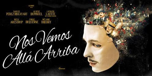 NOS VEMOS ALLÁ ARRIBA | Cine en la Fundación Pro Arte Córdoba