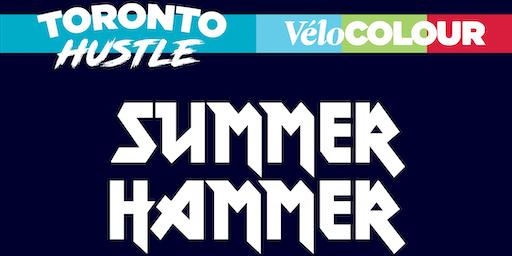 Toronto Hustle + Velocolour Ride