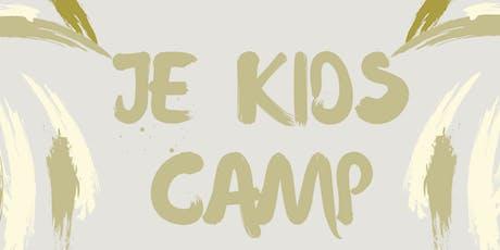 JE Kids Camp tickets