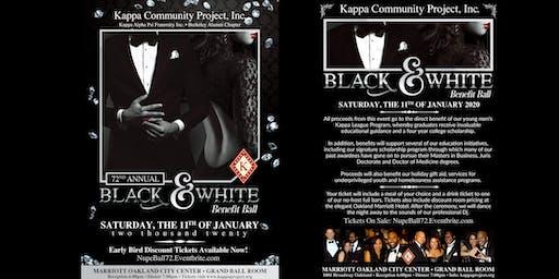 72nd Kappa Black & White Ball