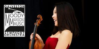 Moody Mansion Music - Grace Park, violin