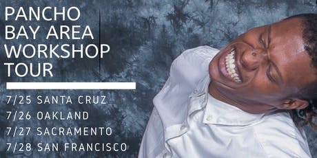 Dancehall workshop with Pancho tickets