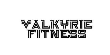 Valkyrie Fitness Women's Self Defense Seminar tickets