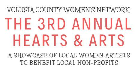 3rd Annual Hearts & Arts tickets