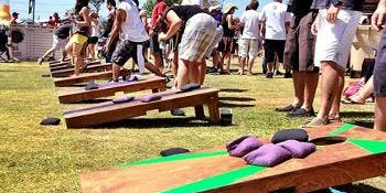 PMC After Party: Cornhole for a Cause