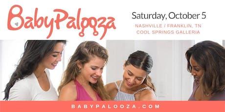 Babypalooza Baby & Maternity Expo - Nashville, TN tickets