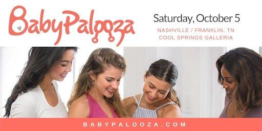 Babypalooza Baby & Maternity Expo - Nashville, TN