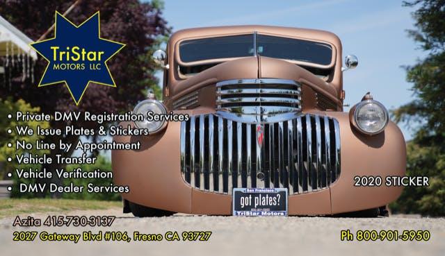 Fresno Registration Agent Training - TriStar Motors
