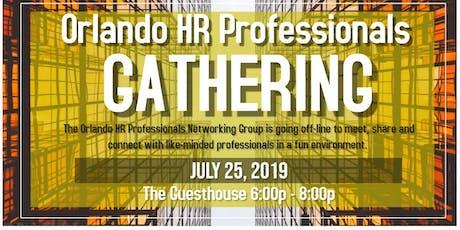 Orlando HR Professionals Gathering Summer 2019 tickets