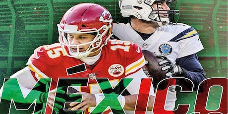 Arrowhead Tribe & Bolt Up Force: Mexico City 2019 MNF Chiefs vs Chargers tickets