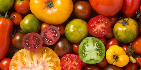 Cooking Healthy On A Budget: Local Tomatoes & Peppers tickets