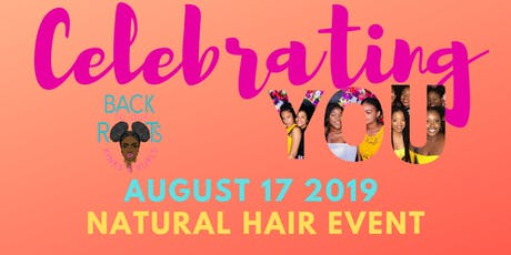 2019 Natural Hair Event, Back to Our Roots: Kinks & Kurls  tickets