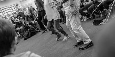 Sean-Nós Dancing: Edwina Guckian