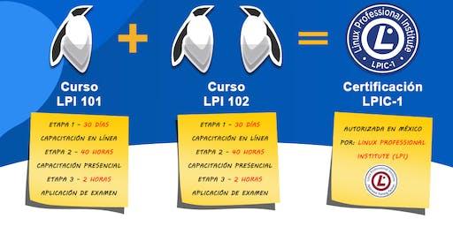 Curso de Certificacion LPIC-1