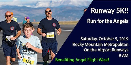 Runway 5K - Run for the Angels tickets