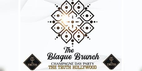 The Blaque Brunch tickets