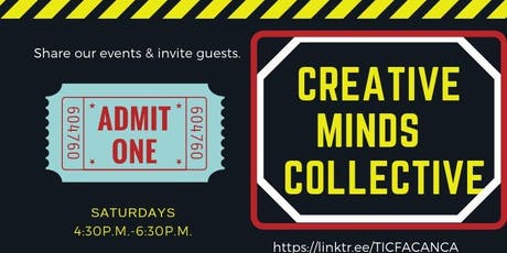 Creative Minds Collective  tickets