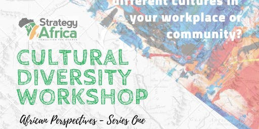 DIVERSITY IN THE WORKPLACE (Series One Workshop)
