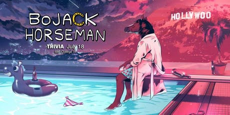 Trivia Thursday - Bojack Horseman tickets