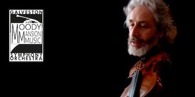 Moody Mansion Music - Trond Saeverud, violin