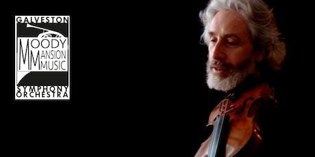 Moody Mansion Music - Trond Saeverud, violin tickets
