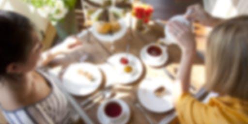Tea & Tarot July 18th