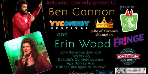 Ben Cannon & Erin Wood