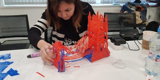 3D Printing Pen Workshop