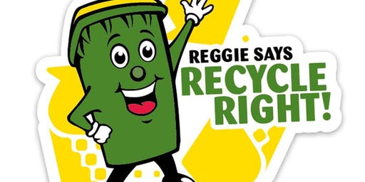 Recycle Right Workshop at Lalor Library