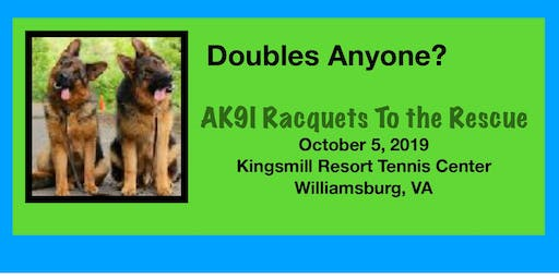 AK9I Racquets to the Rescue At Kingsmill Resort