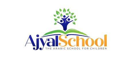Ajyal School Registration Day tickets