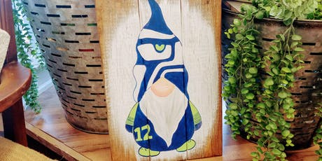 Seahawk Gnome tickets