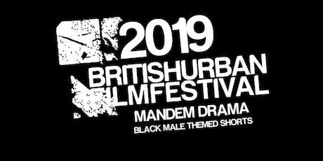 Man dem shorts (Black male-themed drama) tickets