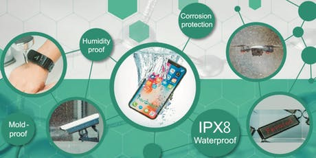 CIE Seminar - Improving Durability of Consumer Electronic Devices: focus on Waterproofing tickets